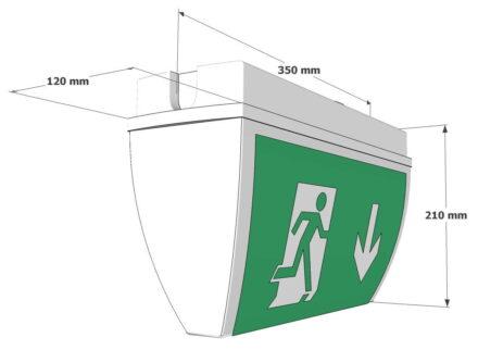 X-ESP Dimensions