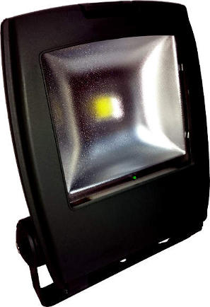 LED Floodlight with 3Hr Emergency