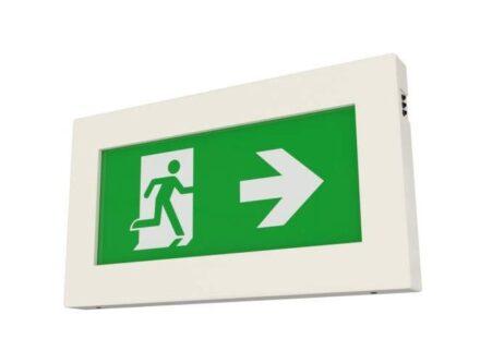 Slim LED Exit sign