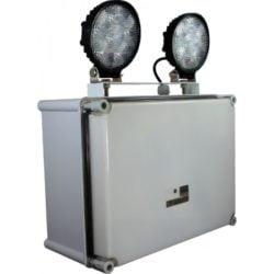 Weatherproof LED Twin Spot